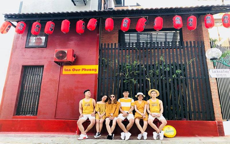 Check-in Lan Quế Phường phiên bản Việt Nam ngay tại Phan Rang