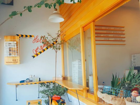 A&C Homestay and cafe