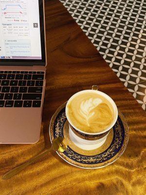 quán cafe ngon cầu giấy