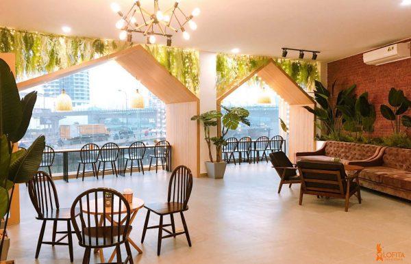 quán cà phê view đẹp