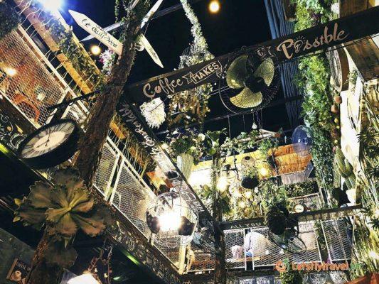 Check in sống ảo với 10 quán cafe đẹp nhất Nha Trang