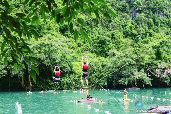 du lịch Phong Nha Kẻ Bàng Quảng Bình