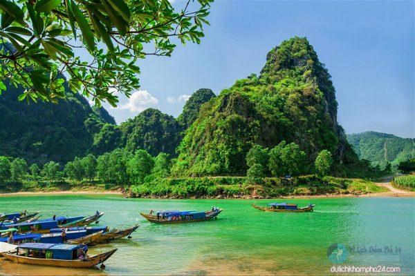 kinh nghiệm du lịch Phong Nha Kẻ Bàng