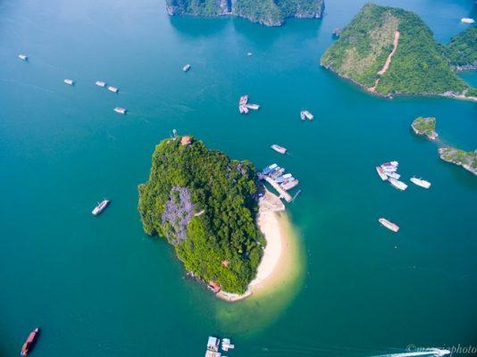 Đảo Ti Tốp.