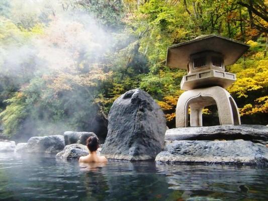 Tắm Onsen núi Thần Tài, trải nghiệm không thể bỏ lỡ - HaloTravel